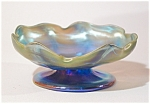 Tiffany Studios Favrile Blue-Gold Iridescent