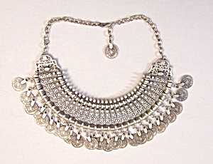 Festoon Coin Necklace (Image1)