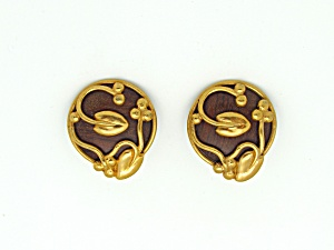Inna Cytrine Paris Earrings (Image1)