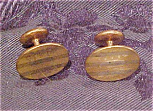 Gold filled cufflinks (Image1)