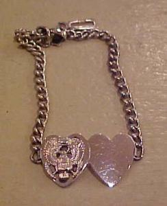 Sterling WW2 Sweetheart ID Bracelet (Image1)