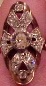 Unsigned McClelland Barclay Ring (Image1)