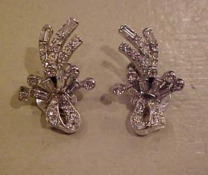 Pell rhinestone earrings (Image1)