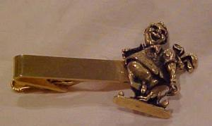 Hanson tie bar with golfer (Image1)