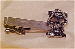 See no evil monkey tie bar - Handsom (Image1)