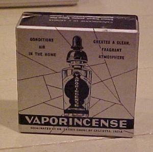 Vaporincense Dr. Satish Ghose Calcutta (Image1)