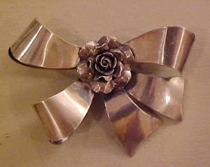 Cello Brothers Sterling bow Pin (Image1)