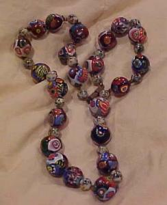 Mille Fiore necklace (Image1)