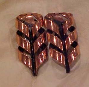 Renoir Copper earrings (Image1)