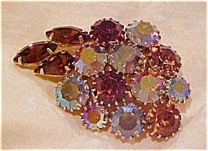 Karu Rhinestone brooch (Image1)