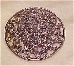 Marcasite brooch (Image1)