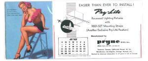 Earl Moran June blotter card (Image1)