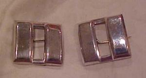 Ludlow London Sterling buckle pins (Image1)