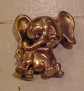 Tortolani Elephant pin (Image1)