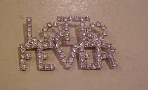 Lotto Fever rhinestone pin (Image1)