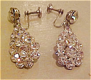 Rhinestone Earrngs (Image1)