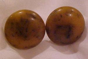 Bakelite earrings (Image1)