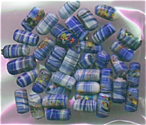 Bag of glass beads (Image1)