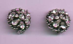 Barclay rhinestone earrings (Image1)