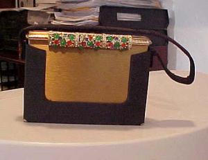 Volupte jeweled compact purse (Image1)
