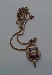 Peekskill high school key on chain (Image1)