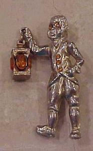 Man w/dangling lantern and rhinestones (Image1)