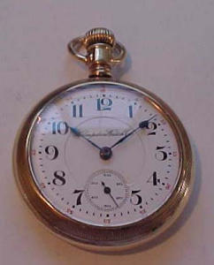 Hampden Watch Co. Pocketwatch 17 Jewels (Image1)