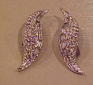 Ledo Rhinestone earrings (Image1)