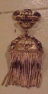 Banner Fleur De Lis watch pin (Image1)