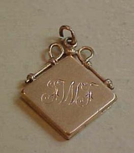 Gold filled watch fob (Image1)