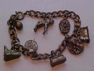 Forest Lawn charm bracelet (Image1)
