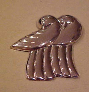 Sterling Bird Pin (Image1)