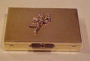 Compact Box With Angel