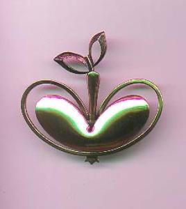 Renoir copper pin (Image1)