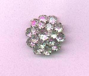 Weiss rhinestone pin (Image1)