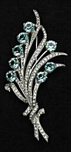Reja floral brooch (Image1)