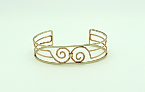 Two Tone Metal Cuff (Image1)