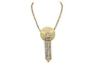Multi-Chain Pendant Necklace (Image1)
