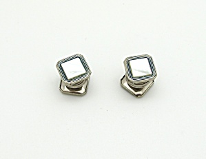 Kum-A-Part Art Deco cufflinks (Image1)