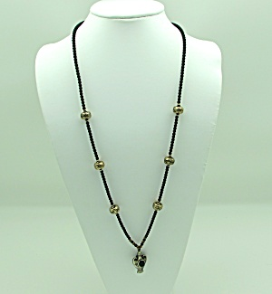 Middle Eastern Style Pendant Necklace   (Image1)