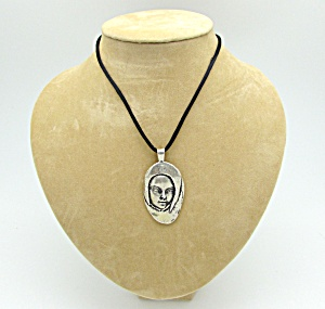 Pendant with Face Design  (Image1)