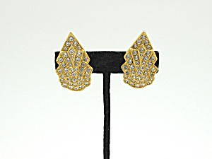 Art Deco Style Earrings (Image1)