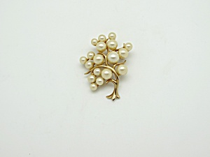 Faux-Pearl Tree of Life Pin (Image1)