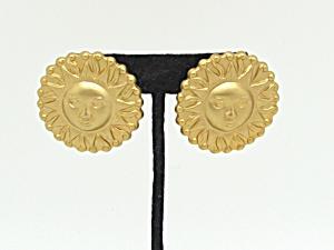 Sun Goddess Earrings (Image1)