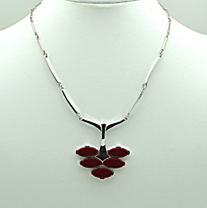 Sarah Coventry Post Modern Necklace (Image1)