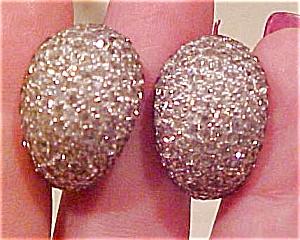 Jomaz rhinestone earrings (Image1)