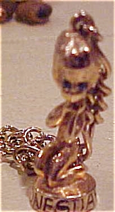 Wednesday charm bracelet (Image1)