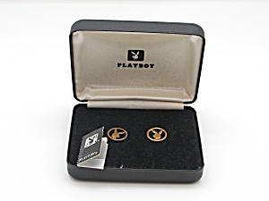 Playboy Earrings in Original Box (Image1)