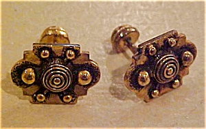 Sterling cufflinks (Image1)
