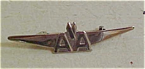American Airlines wings pin (Image1)